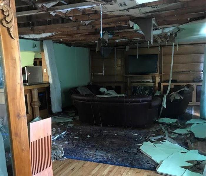 Water Damage Southeast Waukesha County/West Franklin 24 Hour Emergency Water Damage Service